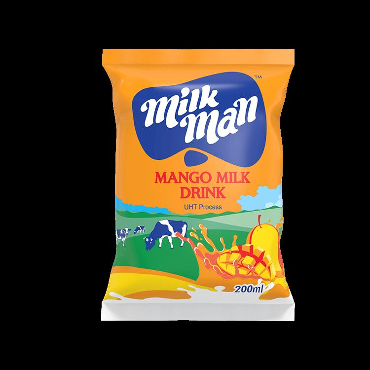 Milk Man Mango Flavored Milk Fino