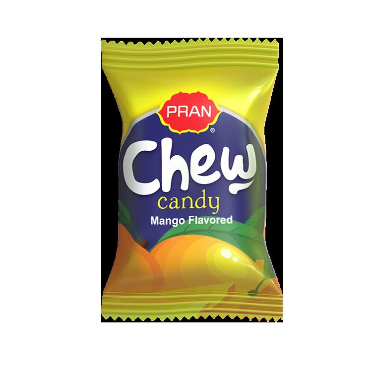 chew candy mango