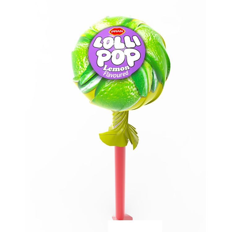 PRAN Lollipop - Lemon