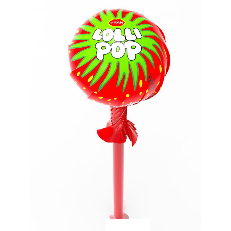 PRAN Lollipop - Litchi