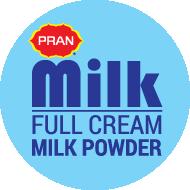 PRAN Milk Full Cream Milk Powder