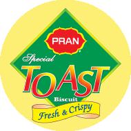 PRAN Special Toast