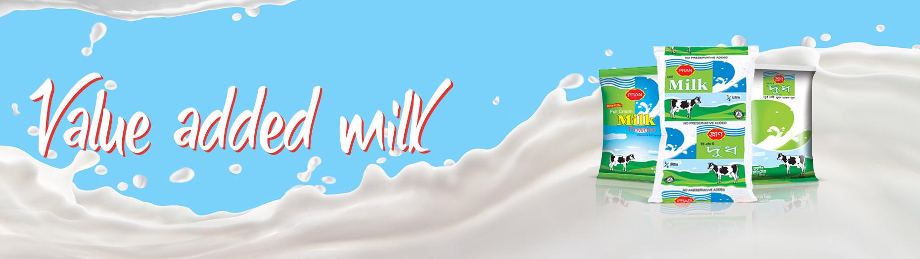 Value Added Milk