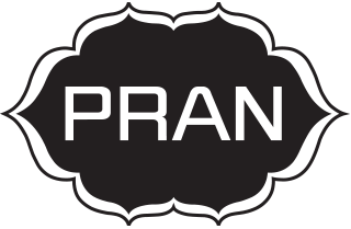 PRAN Group Logo