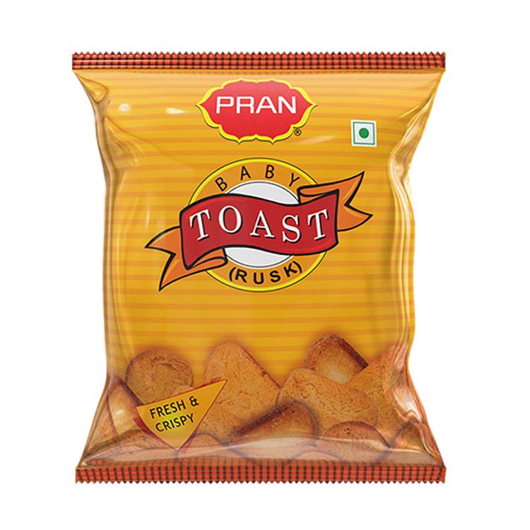 PRAN Baby Toast