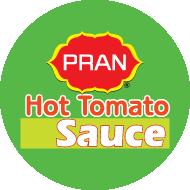 PRAN Hot Tomato Sauce
