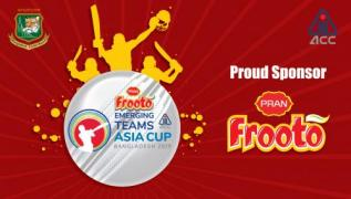 PRAN Frooto Emerging Teams Asia Cup