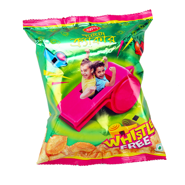Pran Potato crackers