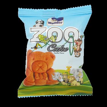 Wonder Zoo cake (vanilla)