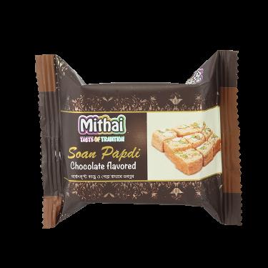 Mithai Soan Papri (Chocolate)