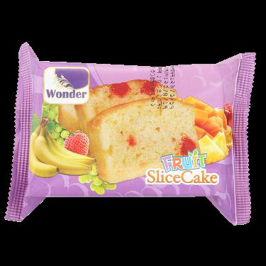 Wonder Fruit Slice Cake