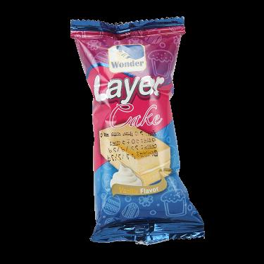 Wonder Layer Cake Vanilla Flavored