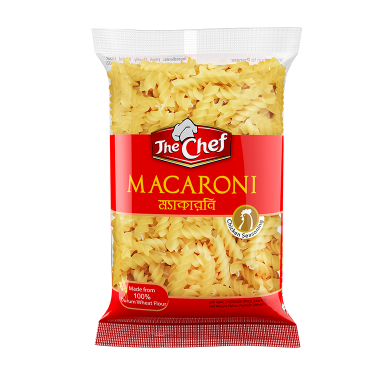 The Chef Macaroni