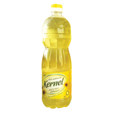 Kernel 100% Sunflower Oil (1L)