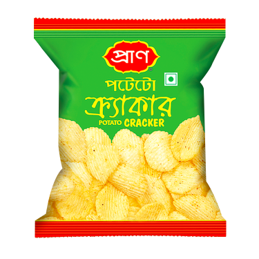 PRAN Potato Cracker