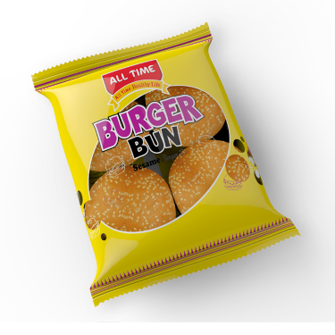 PRAN All Time Burger Bun