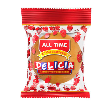 PRAN All Time Delicia Bun