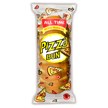 All Time Pizza Bun