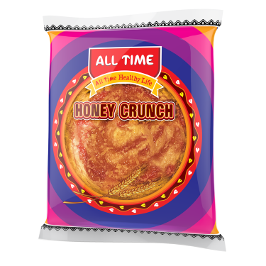 All Time Honey Crunch