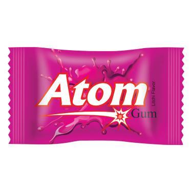 Atom Gum Litchi