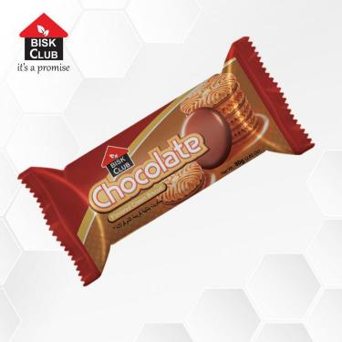 Bisk Club Chocolate cream biscuit-70 gm