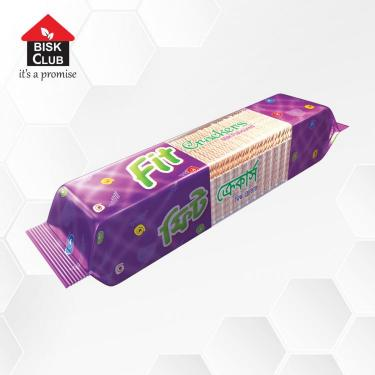 Fit Crackers- Milk Flavored -130gm