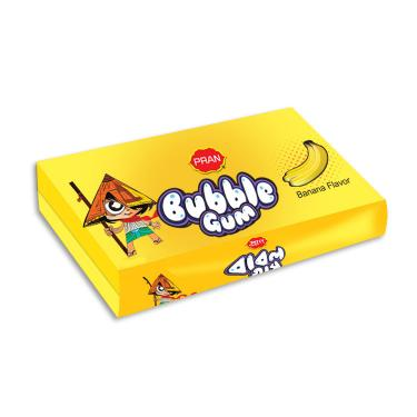 bubble gum banana