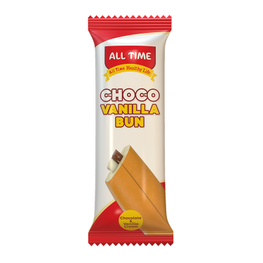 ALL TIME Choco Vanilla Bun