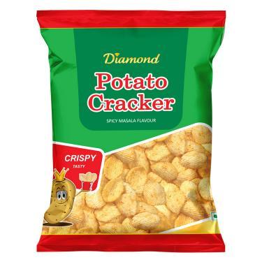 Diamond Potato Crackers