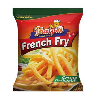 Jhatpot French fries