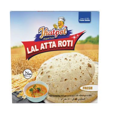 Lal Atta Roti