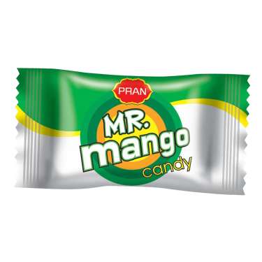 PRAN  Mr. Mango Candy