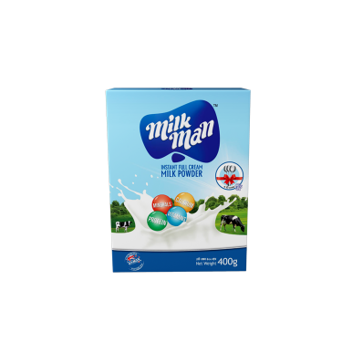 PRAN Milkman Fulll Cream Instant Milk Powder