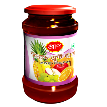 PRAN Mixed Fruit Jama