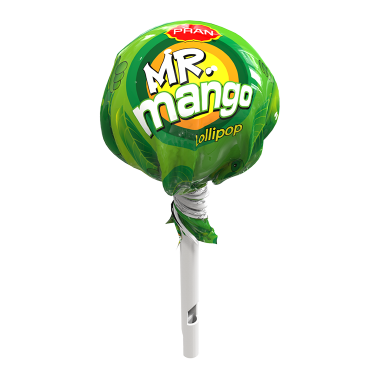 Mr. Mango Lollipop