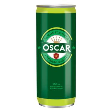 Oscar CAN 250ml-Lemon flavored