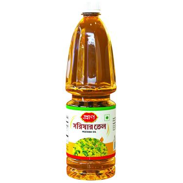 PRAN Mustard Oil 1000ml