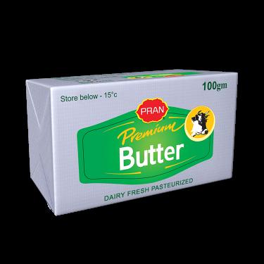 PRAN Premium Butter 100 gm