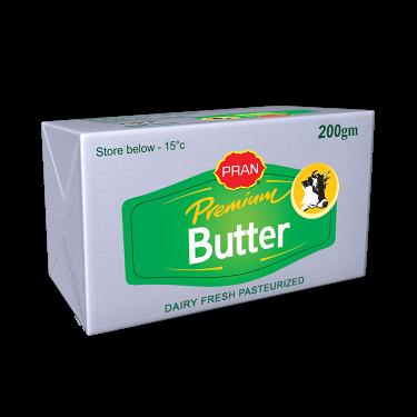 PRAN Premium Butter 200 gm