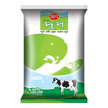 PRAN UHT Milk 100ml