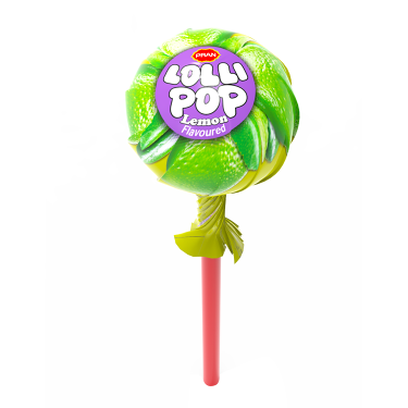 PRAN Lollipop - Lemon