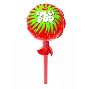 PRAN Lollipop - Litchi