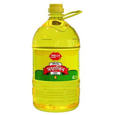 PRAN Soyabean Oil 5lt