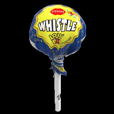 Whistle Lollipop