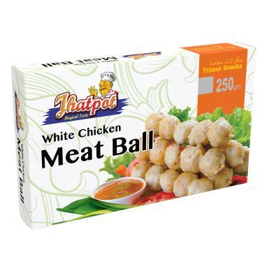 White Chicken Meat Ball