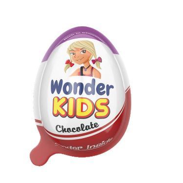 Wonder Kids - Girl