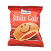 Wonder Smile Cake (Strawberry Jam)